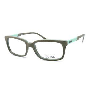 Guess Rectangle Style Brown/Mint Frame